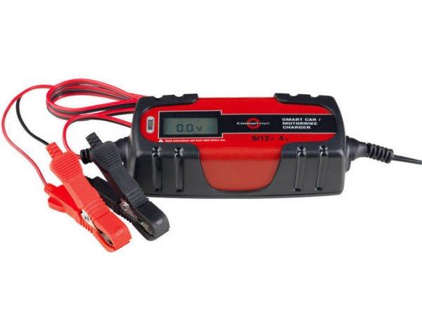 [Ausverkauft] KFZ-Batterieladegerät mit LC-Display MEDION® (MD 15442)