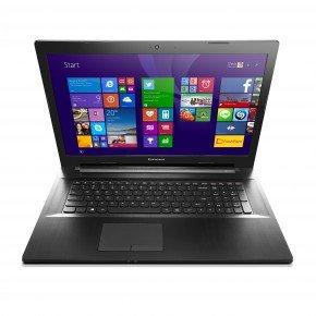 "[notebooksbilliger.de] Lenovo Notebook G70-35 80Q5003KGE - 17,3"" (1600x900), AMD E2-6110 Quad-Core (4x 1,5GHz), 4GB, 500GB, DVD-RW, USB 3.0, ohne Betriebssystem, mit Wartungsklappe - 229 Euro"