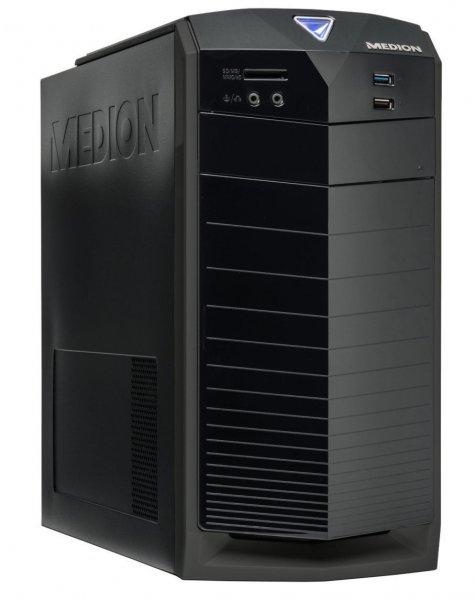 [B-Ware] Akoya P5246DR - Intel i5-4460; GeForce GT 720; 4GB RAM; 128GB SSD; 2TB HDD; Windows 8.1 für 455,05€ bei Medion.de