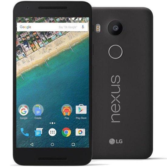 LG Google Nexus 5X 16GB schwarz EU-Ware