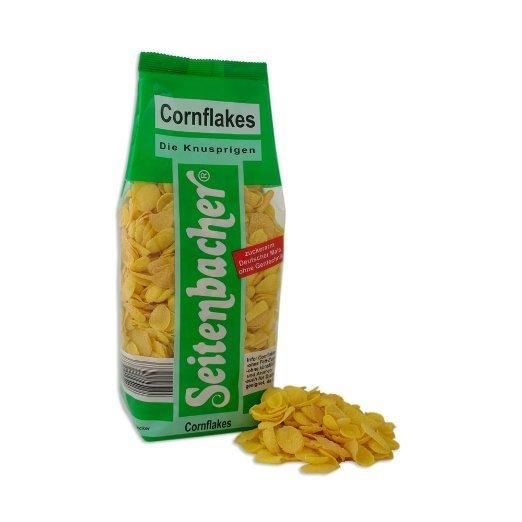 [amazon.de] Seitenbacher Cornflakes, ohne Zucker, 6er Pack (6 x 375 g Packung) für 2,29€ bzw. im Spar Abo 2,18€ - Plus Produkt