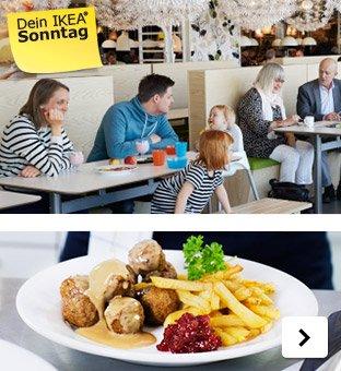 Lokal Großraum Berlin: Familienmenü im Ikea-Restaurant für 9,90 Euro am 03.01.2016