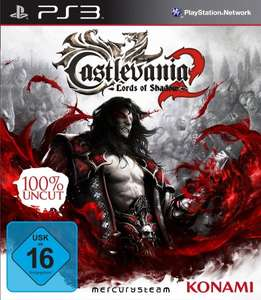 [Amazon Prime] Castlevania Lords of Shadow 2 - Playstation 3 mit Prime für 3,12€