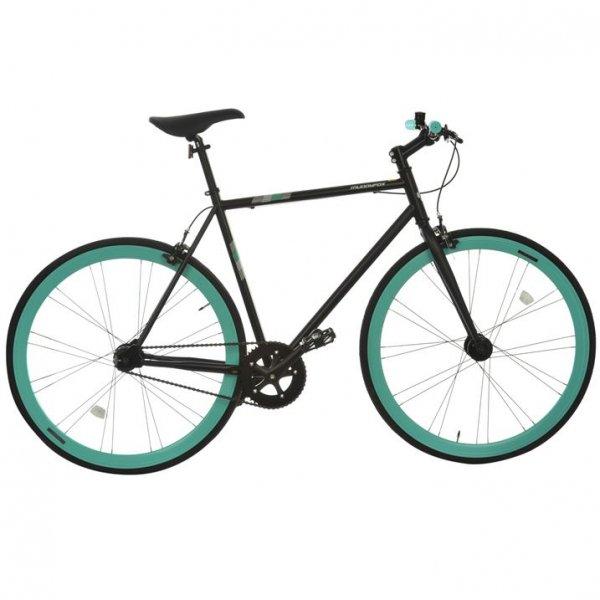 Muddyfox Fixie Bike (Blau/Schwarz) (Gelb/Grau) @ sportsdirect.com