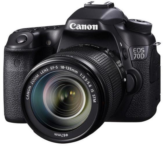 [MM] Canon EOS 70D + 18-55 mm Objektiv für 789 €