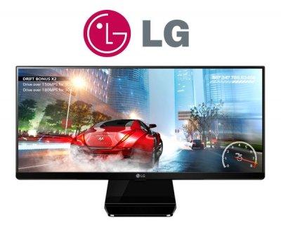 "[One] 29"" LG 29UM67-P, 2560x1080, DVI/HDMI, AH-IPS-Panel, Lautsprecher"