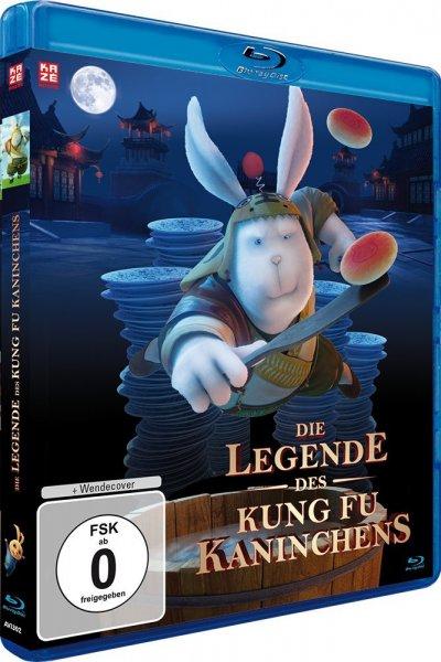 [Amazon Prime] Die Legende des Kung Fu Kaninchens [Blu-ray] für nur 5,00€ anstatt 19,99€ >>> Amazon Blu-Ray 5,00€ Aktion