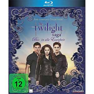 Die Twilight Saga (The Complete Collection) - Blu-ray 11,99 €