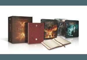 [Media Markt Online] Der Hobbit - Trilogie (Steel Edition inkl. Bilbos Journal) [3D BD&2D BD, Blu-Ray]