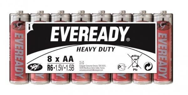 [mediamarkt.de]  8 Stück AA Batterien von Energizer oder Sony für 1 Euro inklusive Versand