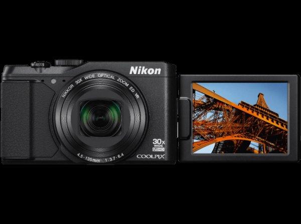 Nikon Coolpix S9900 schwarz @Mediamarkt und @Amazon für 210€, mit 30€ Cashback für 180€