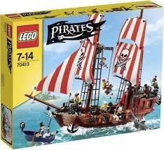 [lego.de] Günstige Auslaufmodelle - z.B. Großes Piratenschiff 70413 für 69,99 EUR