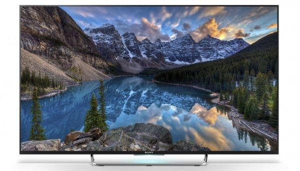 Sony KDL55W805C für 799,- Euro bei Medimax