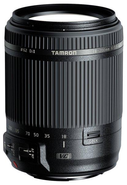 TAMRON 18-200mm f/3.5-6.3 Di II VC Canon Zoomobjektiv für Canon