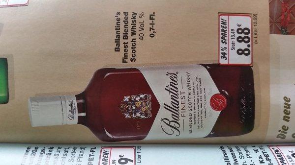 Ballantine's Whiskey | Kaufland | 8,88€ | München