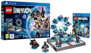 LEGO Dimensions - Starter Pack - [PlayStation 4] @ amazon (Deal vorbei)