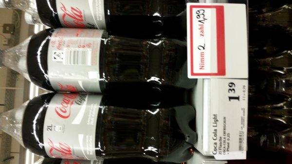 Cola , Fanta , Sprite 4 l für 1.99 € Lokal Globus Lahnstein