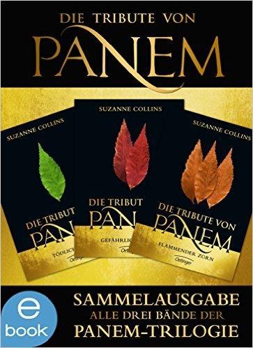 [Amazon / Kindle] Die Tribute von Panem. Gesamtausgabe: Alle drei Bände der Panem-Trilogie Kindle Edition (oder für £2,69 auf englisch)