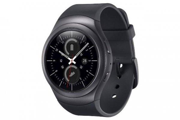 [CH/Grenznähe] Samsung Smartwatch Gear S2 Black/Schwarz € 225,- (statt € 330,-)