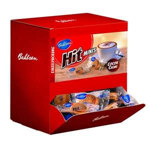 Amazon Prime : Bahlsen Hit Minis Portionspackung, 1er Pack (1 x 975 g) Nur 6,74 €