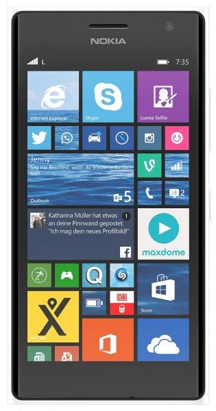 NOKIA Lumia 735 LTE dark-grey für 207,58€  PVG 230,-€