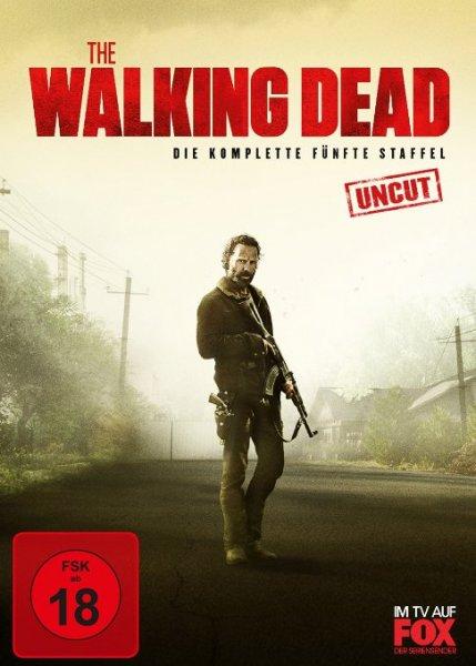 [Müller Sonntagsknüller] Walking Dead Staffel 5 auf Bluray für 24,99 € (Filialbaholung)