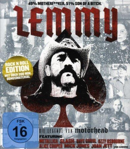 """Dokumentation """"Lemmy"""" kostenlos in der Arte Mediathek in HD"""