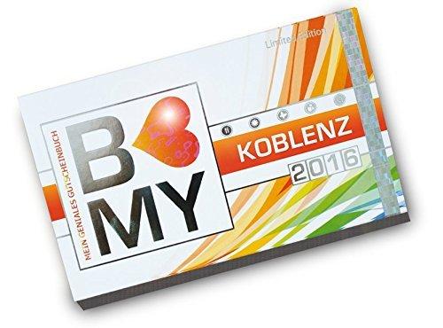 B-MY Gutscheinbuch München[29,90€], Frankfurt[39,90€], Koblenz[34,90€] @Amazon