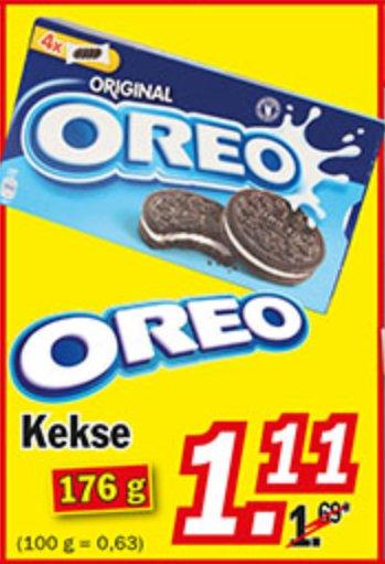 Oreo Kekse für 1,11€ bei Zimmermann