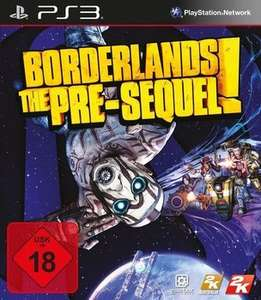 Borderlands: The Pre Sequel - PlayStation 3 (PS3)
