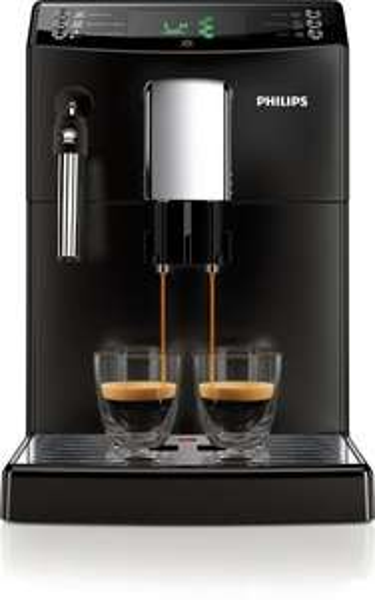 Blitzangebot Amazon Philips HD8831/01 3100 Serie Kaffeevollautomat, klassischer Milchaufschäumer, schwarz