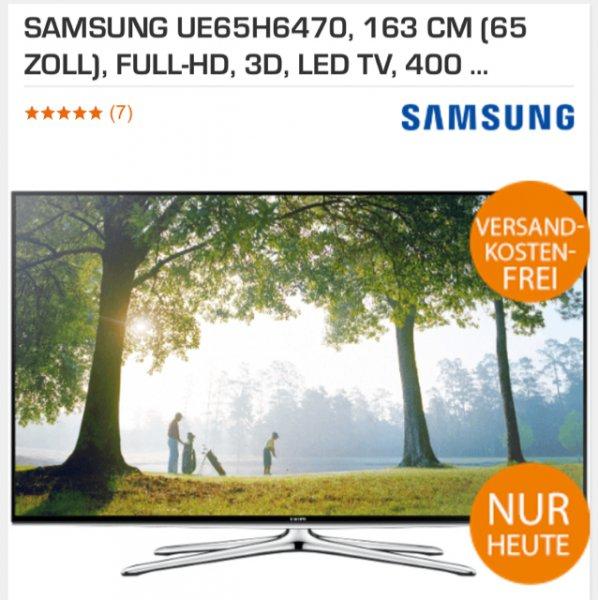 (Saturn Super Sunday) Samsung 65H6470