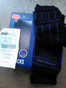 tom taylor socken @ real in witten