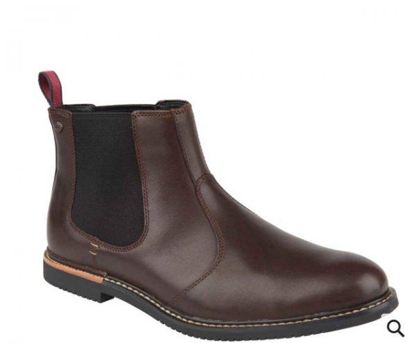 "[@Galeria Kaufhof] Timberland Chelsea Boots ""Earthkeepers Brook Park"", braunes Leder (Größen 7; 7,5; 9)"