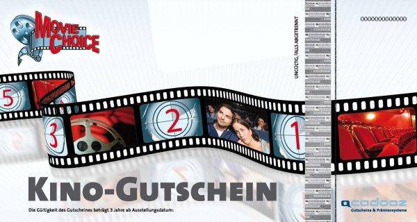[Payback] MovieChoice Kinogutschein für 2 + Snack und Softdrink für 1799 Punkte (17,99€)