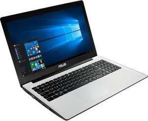 "[@NBB] Asus F553MA-XX419D Notebook 15,6"" / Intel Pentium Quad Core N3540 / 4GB / 500GB / FreeDos / Weiß"