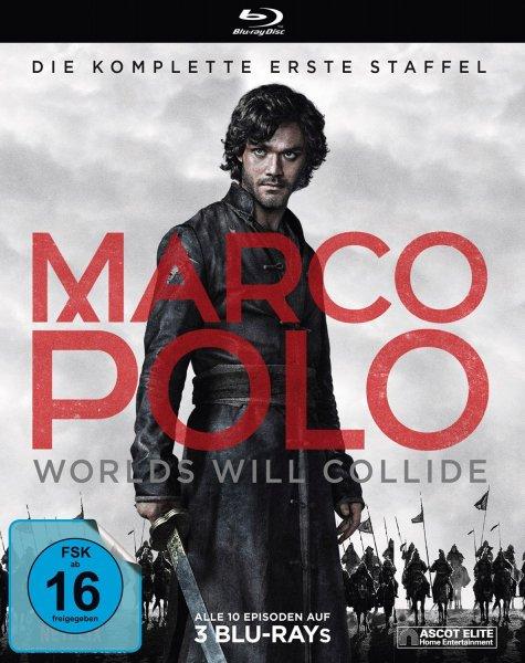 (amazon.de / saturn.de) Marco Polo - Die 1. Staffel (Blu-ray) ab 25€