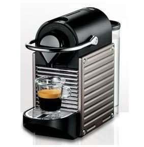 Krups XN3005 Pixie Nespresso  | 61,90€  [ Amazon.fr ]