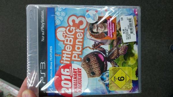 [Lokal MM Rheine] Little Big Planet 3 PS3 für nur 10€