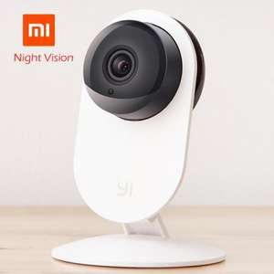 Xiaomi XiaoYi Night Vision WiFi 720P IP Camera; 26,87 € (inkl. Versand) bei everbuying.net