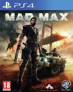Mad Max (PS4 / Xbox One) für je 29,63€ bei Amazon.fr
