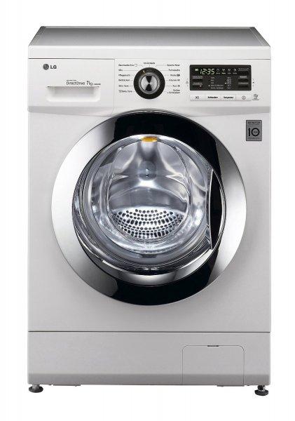 LG Waschmaschine F1496QDA3, 7 kg, 1400 U/Min, A+++ für 384€ bei Redcoon.de