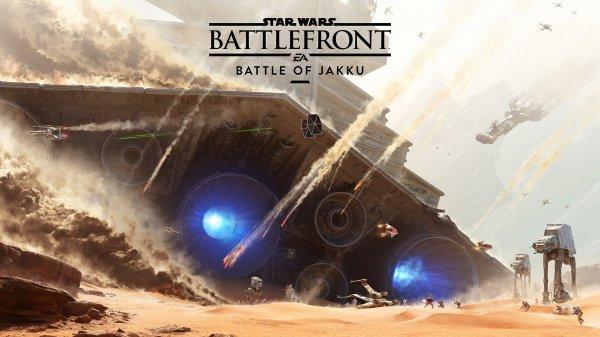 [PS4, XBOX ONE] Star Wars Battlefront: Schlacht von Jakku - DLC