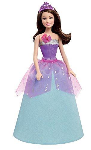 [Amazon Prime] Mattel Barbie CDY62 - Barbie in Die Super-Prinzessin - Prinzessin Corinne 11,86€ - PVG 15,70€ und Mattel CKD85 - Fahrzeug - Muir Transportzug 12,06€ - PVG 34,94€