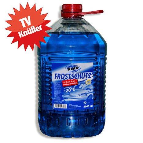 [Roller] Scheiben-Frostschutzmittel 5 Liter bis -20 °C für 2,99 € (lokal / +6,50€ bei Versand)