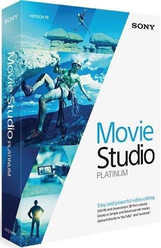 (Steam) Videobearbeitung: Sony Movie Studio Platinum 13 reduziert auf € 44,99 (nächster Preis: € 70,90)