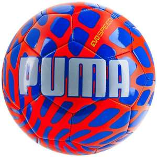 [Amazon] PUMA Fußball EVO Speed 5.4 Frame, Clown Fish, Größe 5 – Prime 6,47 €