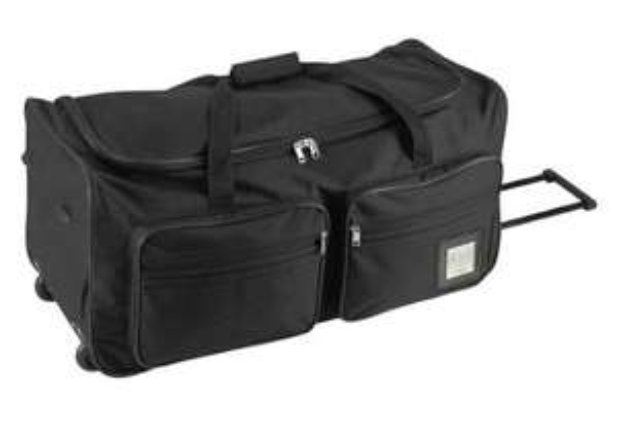 [Dealclub] Mano Ratio Specialis Travel Reisetasche auf Rollen 68 cm - Farbe: schwarz