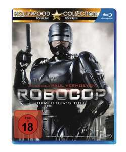 18er Klassiker wie Robocop, Phantom Kommando, Die Fliege, Fight Club, 28 Days/Weeks Later für je 4,97€ + 5€ Versand