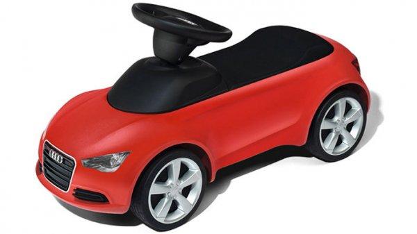 """Audi Junior Quattro """"Bobbycar"""""""